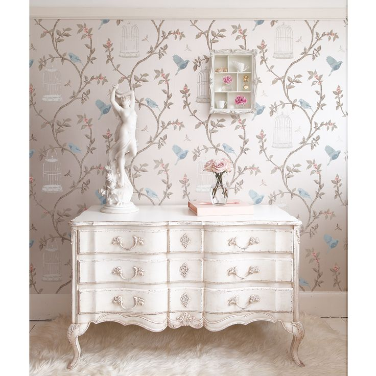 . 241 best Chest of drawers for shabby chic home images on Pinterest