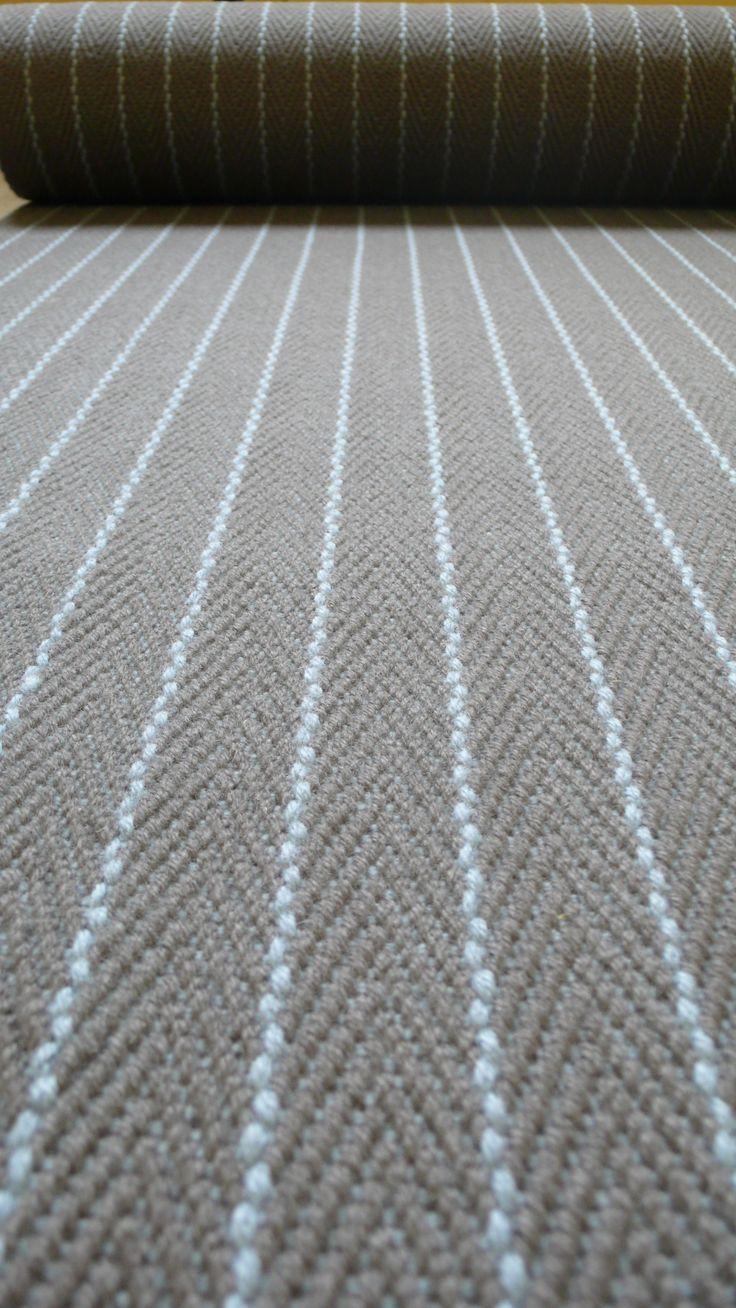 Hartley & Tissier Stripes Flatweave carpet CF07