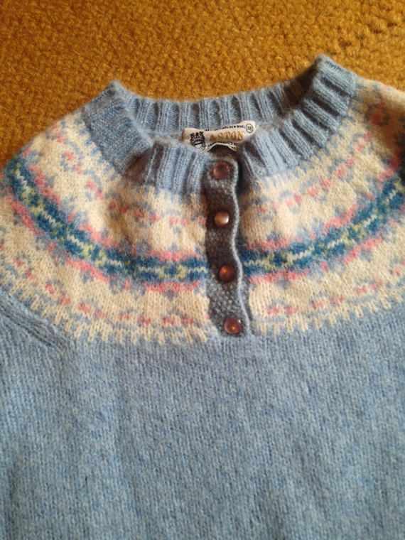 15 best Clothes of our lives images on Pinterest   Fair isle ...