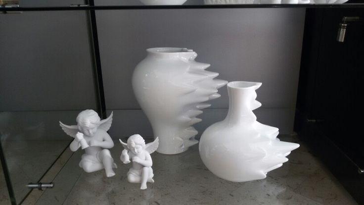 Vasi bianchi rosenthal