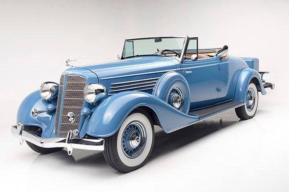 1934 Buick McLaughlin Buick 96C.