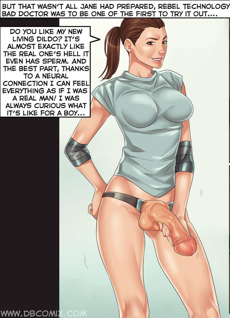 Index adult comics