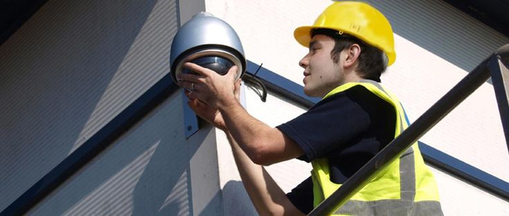 High Cctv Camera Installation