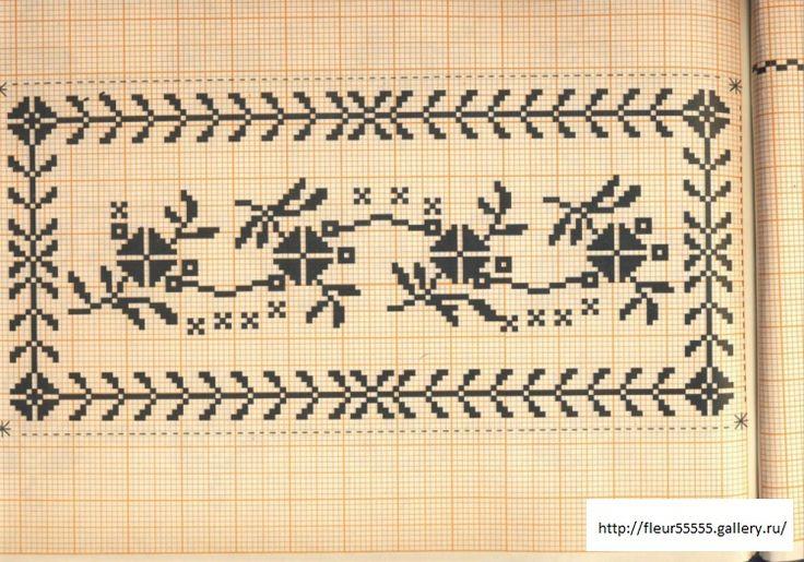 Gallery.ru / Фото #1 - 9 - Fleur55555 СТАРИННОЕ РУКОДЕЛИЕ Vintage Needlepoint (15 of 59)