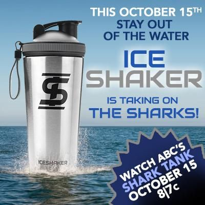 Chris Gronkowski and his company Ice Shaker will air on ABC's Shark Tank on October 15th, 2017.   Chris Gronkowski is a former NFL player turned entrepreneur.