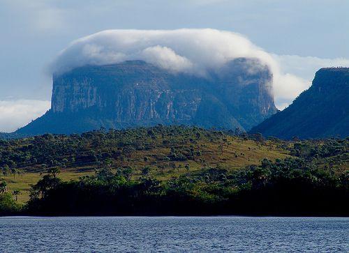 Colombia - Serranía de la Macarena, Meta, estribaciones de los Andes.