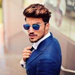 Men's Pompadour Hairstyle 2015 | Royal Fashionist