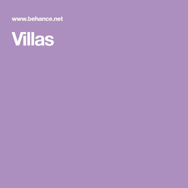 Villas Villas Pinterest Villas