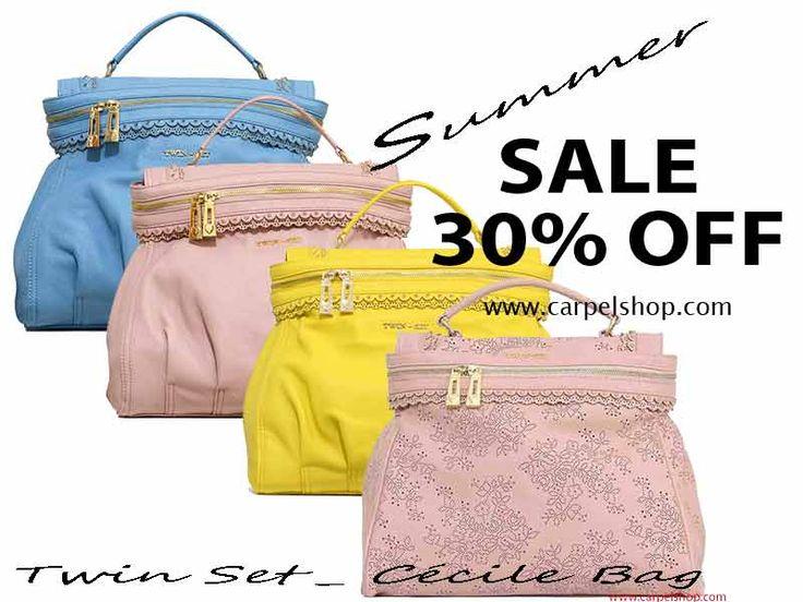 Twin Set modello Cécile Sale Off 30% su Www.carpelshop.com