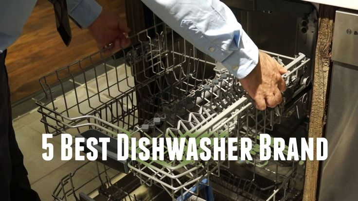 This video show you 5 best dishwasher brand.