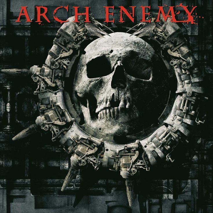 Arch Enemy — Doomsday Machine (2005) | Melodiс Death Metal