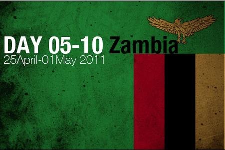 Zambia, Day 5-10. The Anyone Initiative
