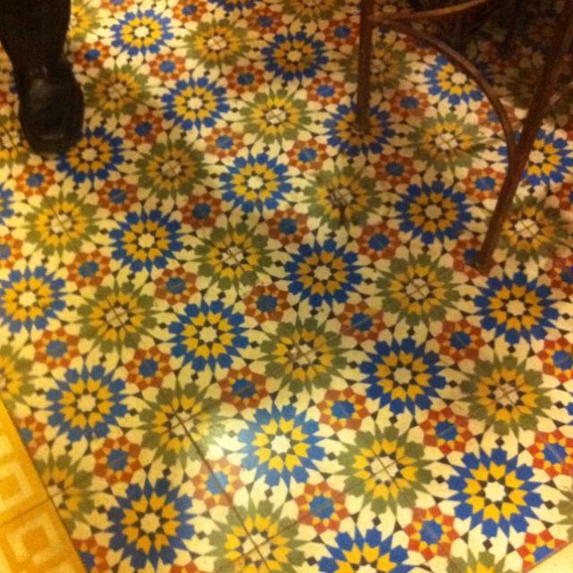 Morrocon tiles