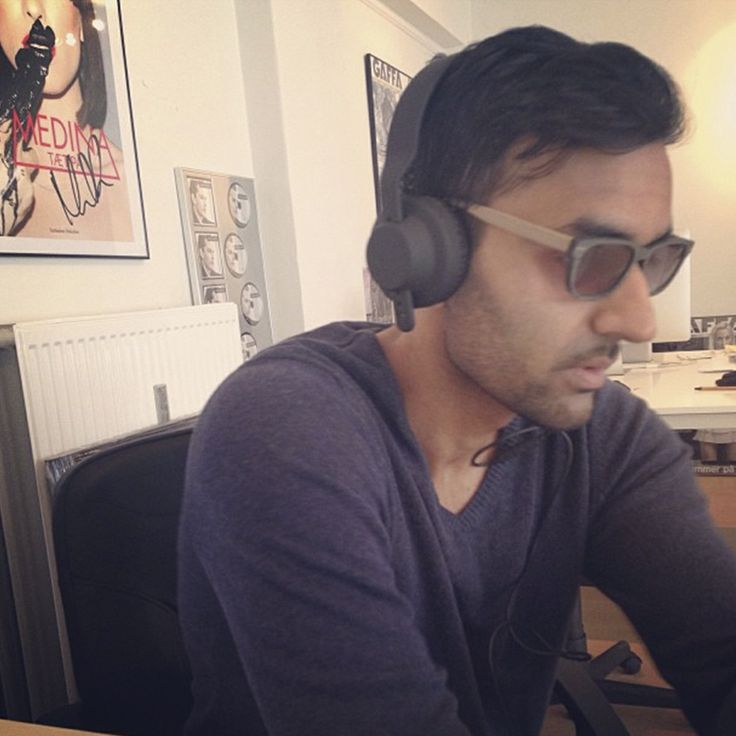 Monkeyglasses and Waqas from Outlandish / Eyewear / Sunglasses / Danish Design