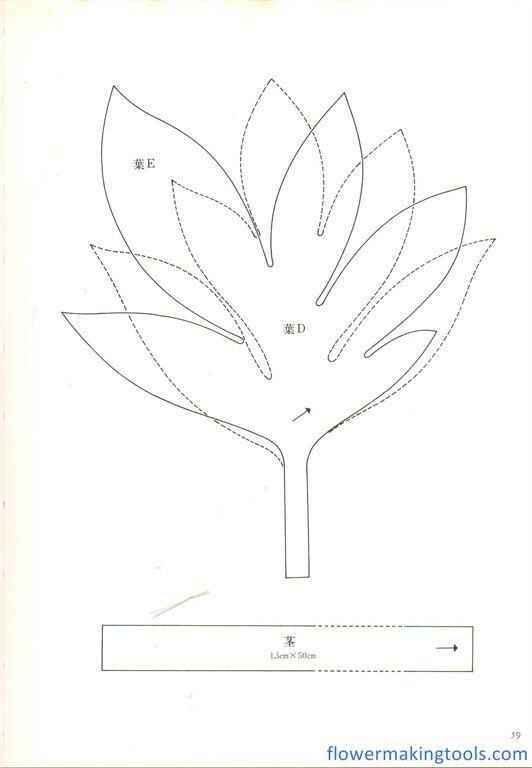 leather flower patterns printable  11 best  u0432 u044b u043a u0440 u043e u0439 u043a u0438 images