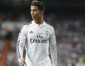 Cómo peinarse como Cristiano Ronaldo