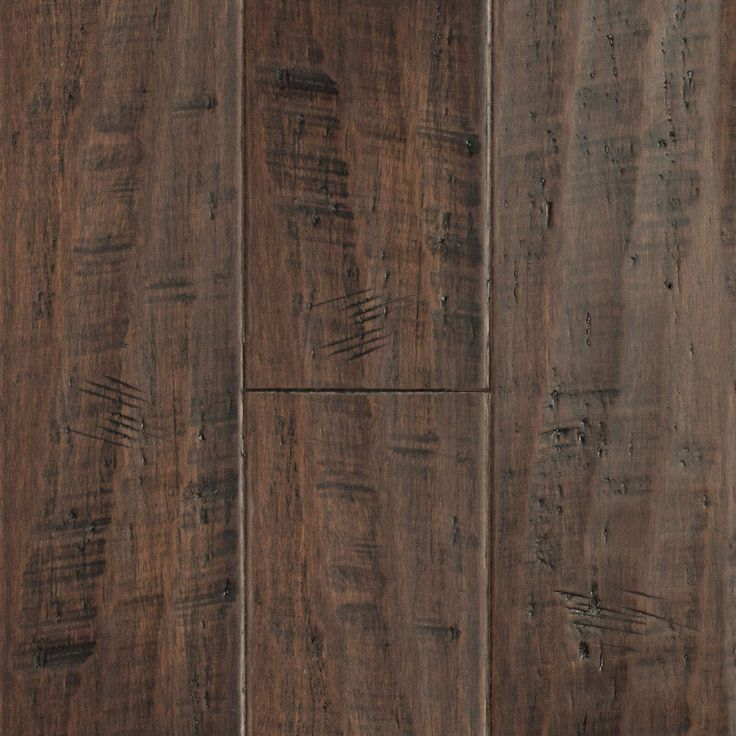 "3/8"" x 5-1/8"" Engineered Jefferson County Bamboo - Morning Star XD 
