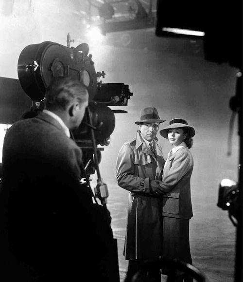 Behind The Scenes: Casablanca - http://en.wikipedia.org/wiki/Casablanca_(film)