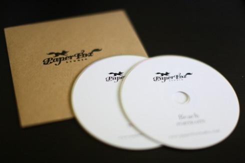 Packaging and CD branding