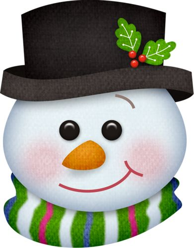 1000 images about snownmans on pinterest appliques for Snowman faces for crafts