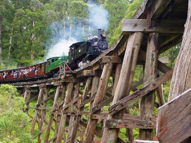 Melbourne WeekendNotes - 10 Free Things to do in the Dandenong Ranges - Melbourne