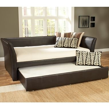 Redding trundle jcpenney dream home pinterest the for Jc furniture and mattress