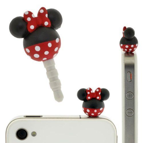 Plug Apli Disney Character Earphone Jack Accessory (Minnie Mouse) , http://www.amazon.com/dp/B0078WNY8I/ref=cm_sw_r_pi_dp_yjvgrb15EP68D