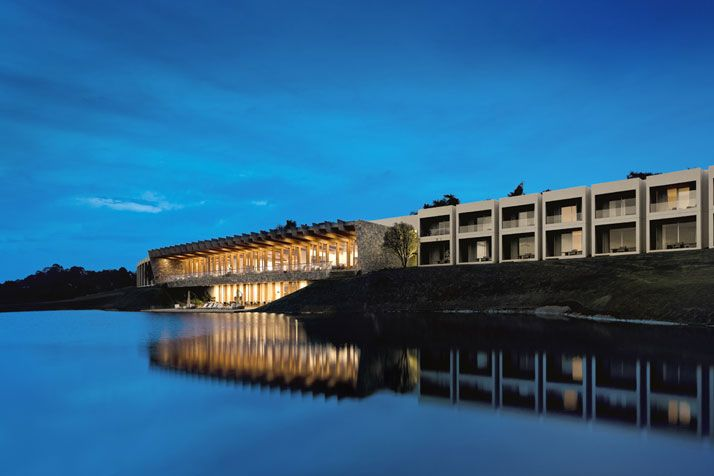Fasano Boa Vista Hotel by Isay Weinfeld in Porto Feliz, Brazil | Yatzer