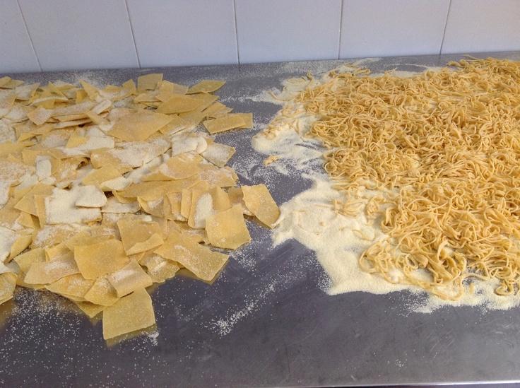 """pasta fatta in casa - ristorante """"Grape"""" - Hotel Franz Gradisca d'Isonzo"""