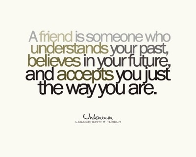I have the greatest true and loyal friends in the world <3 Been over 10 years and that love has never faded thats what true friendship and loyalty is...I pity those who don't know what real friendship is...