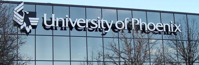 "Does the fact that for-profit University of Phoenix is ""retrenching"" itself worry you about the future of public universities?  #highered #highered2012 #highereducation"