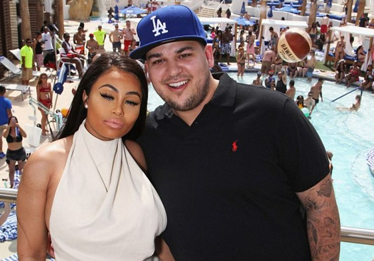 Get It Together Rob! - Blac Chyna And Rob Kardashian Reality Show In Jeopardy Because Rob Skips Out On Filming - http://urbangyal.com/get-together-rob-blac-chyna-rob-kardashian-reality-show-jeopardy-rob-skips-filming/