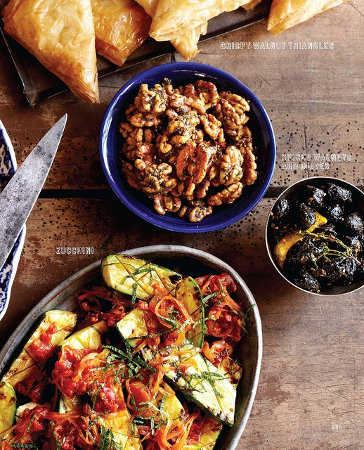 Spiced Walnuts and Olives Recipe from Cindy's Supper Club by Cindy ...