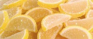 ζαχαρωμένα μπαστουνάκια πορτοκαλιού