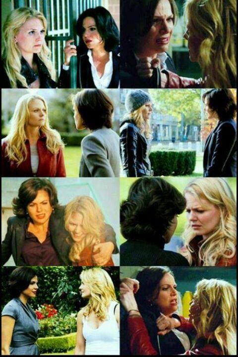 Awesome Regina and Emma (Lana and Jen) #Once S1S2