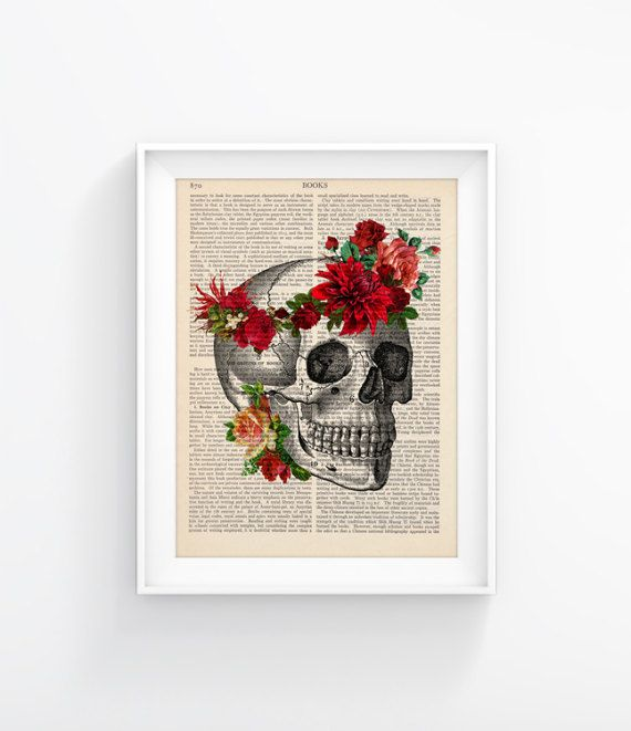 Anatomy print Medical poster Wall decor Decorative Art Book