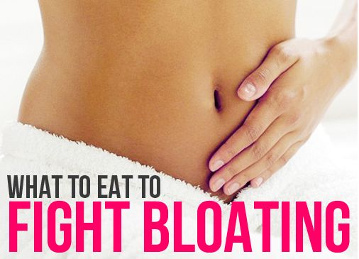 6 Foods That Get Rid Of Bloating (& 5 Foods That Cause It!)