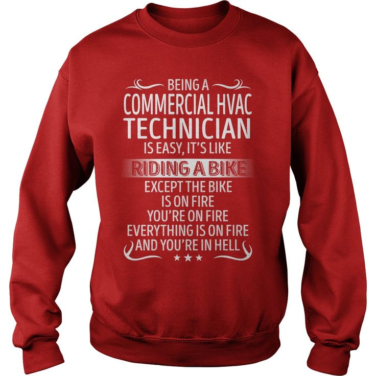 Being a Commercial Hvac Technician like Riding a Bike Job Title TShirt #gift #ideas #Popular #Everything #Videos #Shop #Animals #pets #Architecture #Art #Cars #motorcycles #Celebrities #DIY #crafts #Design #Education #Entertainment #Food #drink #Gardening #Geek #Hair #beauty #Health #fitness #History #Holidays #events #Home decor #Humor #Illustrations #posters #Kids #parenting #Men #Outdoors #Photography #Products #Quotes #Science #nature #Sports #Tattoos #Technology #Travel #Weddings #Women