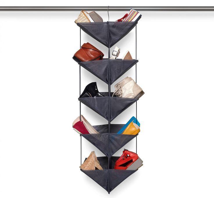 Deze Umbra Enfold schoenen-organizer kopen voor €34,95? Praktisch schoenenrek voor kleine ruimtes