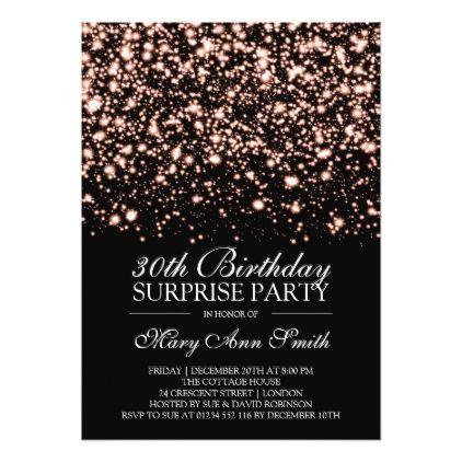 Best 25+ 30th birthday invitations ideas on Pinterest ...