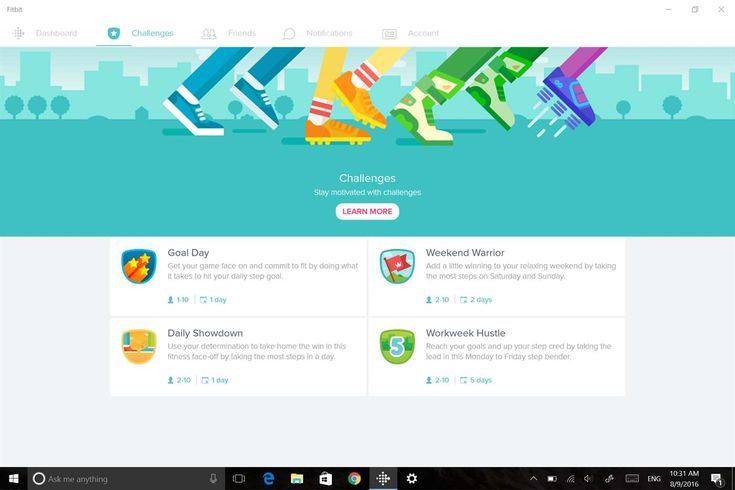 Get Fitbit - Microsoft Store en-CA