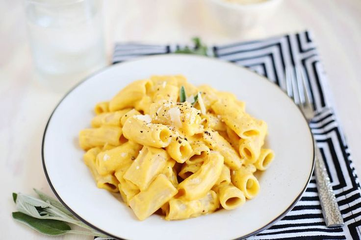 Creamy butternut squash pasta | recipes - main course | Pinterest ...