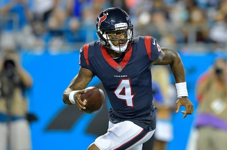With four passing touchdowns Sunday against the Seattle Seahawks, Houston Texans rookie quarterback Deshaun Watson continued his historic start, passing Kurt Warner with 19 touchdowns through his first seven career NFL games, according to the Elias Sports Bureau....