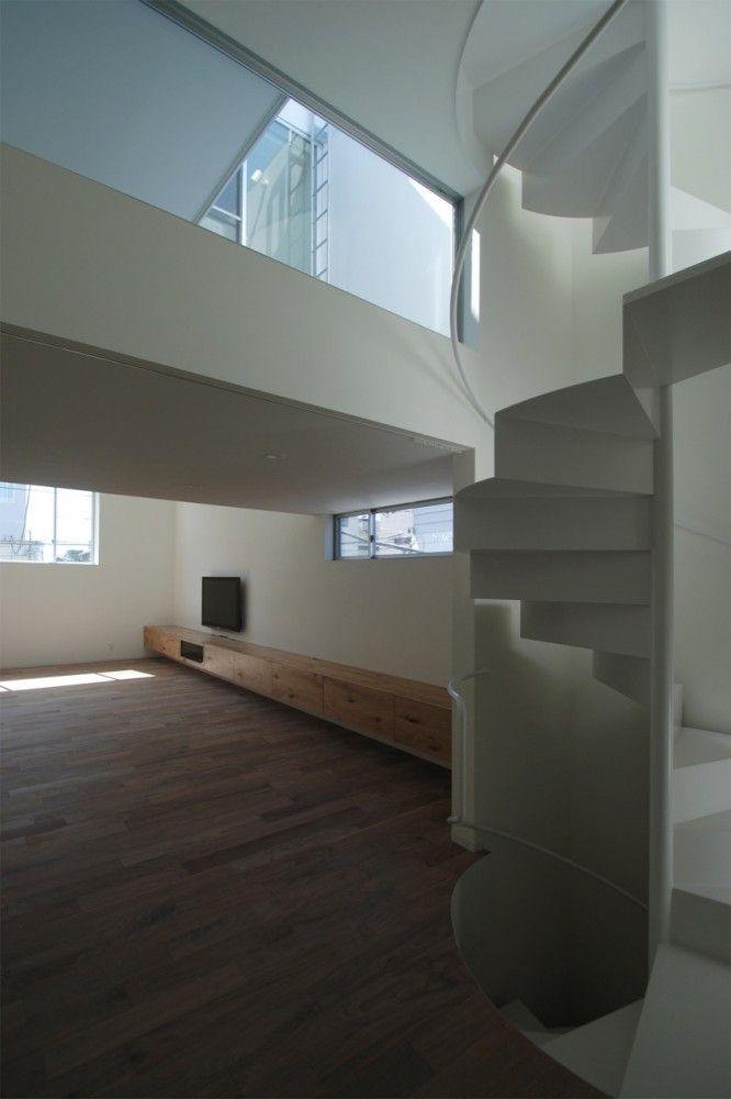 Level Architects / house in Oimachi