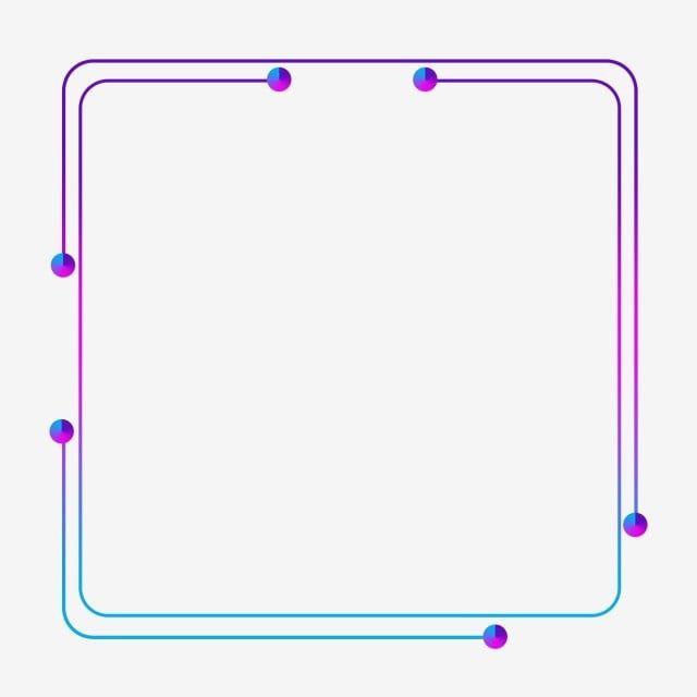 Frame Colored Rounded Rectangle Border Design Gradient Border Texture Rectangle Clipart Border Psd Source File Decoration Png Transparent Clipart Image And P Desain Banner Bingkai Desain Pamflet
