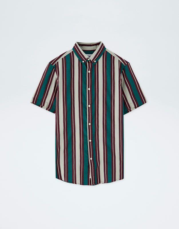 Rayas 2019 En Camisa Changing Pull amp;bear· Vintage Room n0ONk8wPX