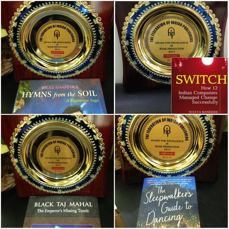 The Awards have arrived! It's a proud moment for all of us here at Bloomsbury India.  #Awards #Books