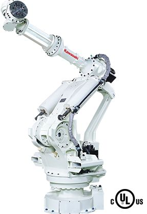 MXE350L Kawasaki Extra Large Payload Industrial Robot