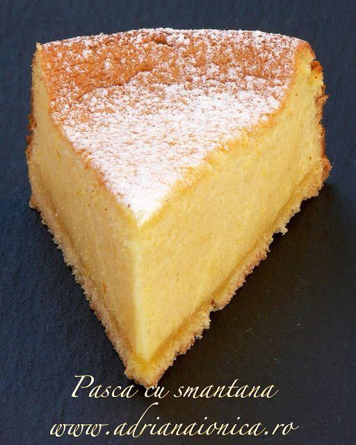 Ingrediente:  Foaia:  150 gr unt 200 gr faina 70 gr zahar 2 galbenusuri zahar vanilat coaja rasa de lamaie   Untul la temperatura camerei se amesteca cu faina cernuta si restul de ingrediente. Veti optine o coca moale care se intinde pe fundul unei tavi de tort cu diametrul de 28 cm. Se poate face si intr-o tava dreptunghi...