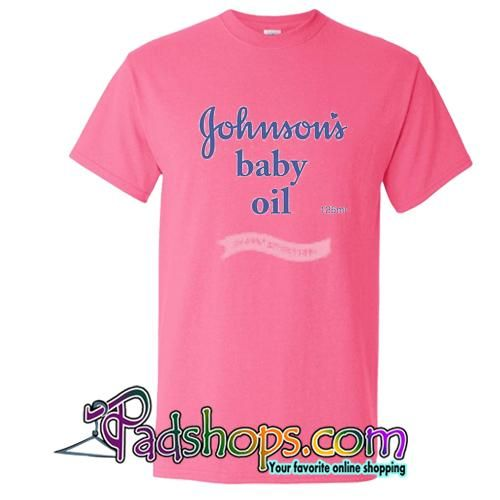 Johnson Baby Oil TShirt